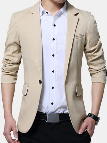 Business Stylish Slim Fit Blazers