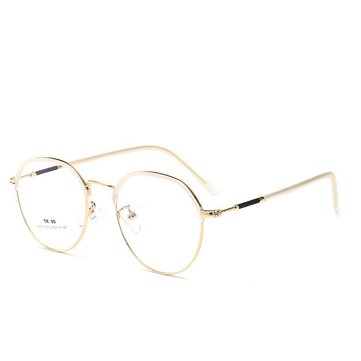 TR90 Light Retro Anti-blue Glasses