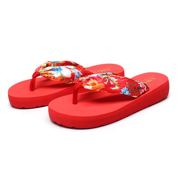 Summer Outdoor Holiday Beach Slippers