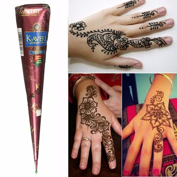 Natural Herbal Henna Cones