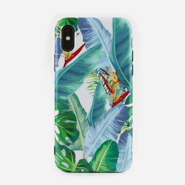 Mujer Woods Birds Floral Summer Style