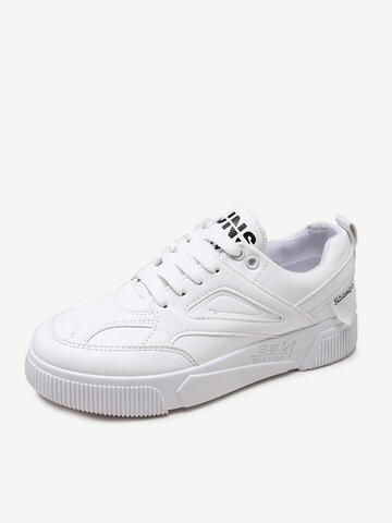 Women Thick Bottom Flat Casual Shoes Sports Shoes