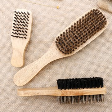 Men's Double-Sided Beard Shape Comb