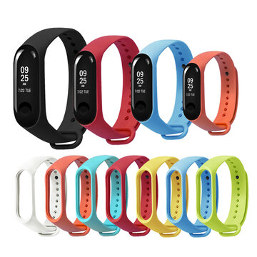 Mi Band 3/4 Replacement Silicone Bracelet