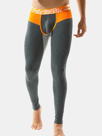 SEOBEAN bem absorvente térmico Slim Long Johns
