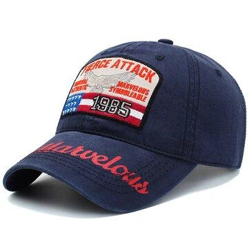 Unisex Summer Vintage Embroidered Baseball Cap