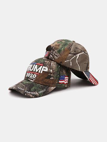 Trump 2020 Baseball Cap Chapeau de l'élection présidentielle américaine