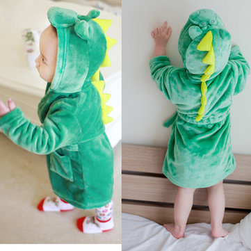 Cute Children Soft Baby Pajamas
