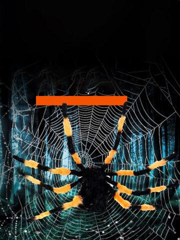 Halloween Decor Spiders