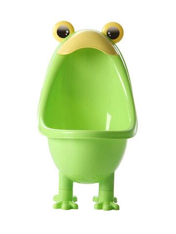 मेंढक बेबी पॉटी बॉय बाथरूम पेशाब ट्रेनर स्टैंडिंग यूरिनल किड वॉल-माउंटेड टॉयलेट