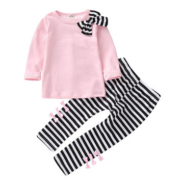 Toddler Girls Clothing Sets For 1Y-7Y