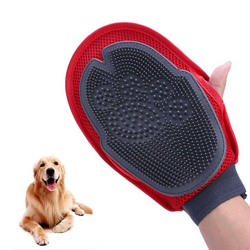 Bath Cleaning Brush Glove Pet Dog