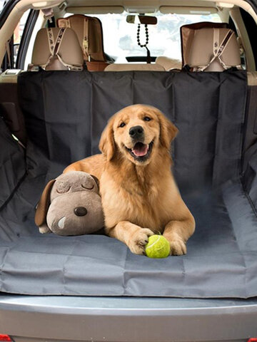 Pet Dog Travel Waterproof Car Mat  SUV Trunk Pet Car Seat Cover