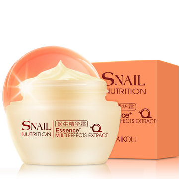 Snail Nutrition Essence Cream