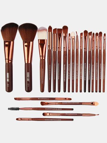 22 Pcs Makeup Brushes Set