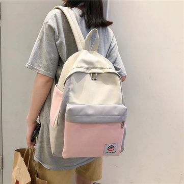 Backpack Female New Fashion Ins Wind Bag Female High School College Girl Small Fresh Backpack