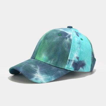 Tie-dye Baseball Cap Fashion Leisure Shade Hat