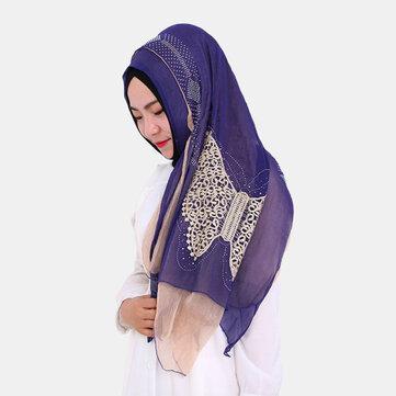الصلبة الحجاب القنب كريستال المرأة المسلمة الحجاب