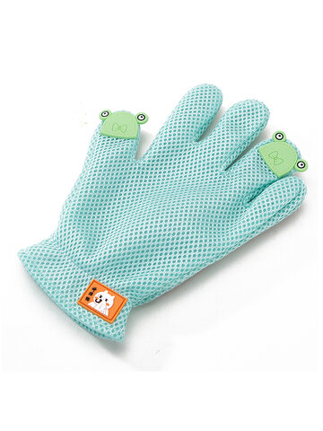 Pet Dog Cat Fur Hair Removal Cleaning Glove