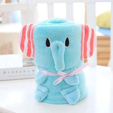 Animal Shaped Foldable Robe For 0-24M