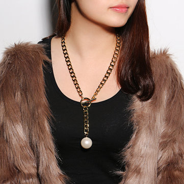 JASSY® Luxury Lariats Pearl Necklaces