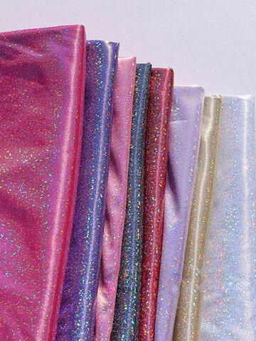 Laser Shiny Fabric