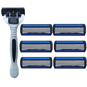 Man's Manual Shaving Razor