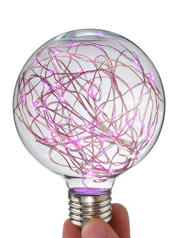 E27 Star 3W Edison Bulb