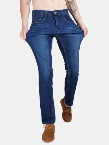 Sottile Fit Cotton Jeans