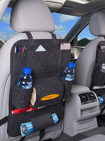 Car Storage Bag Multi-Function Seat Back Storage Hanging Bag