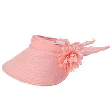 Women Summer Flowers Gardening Baseball Cap Wave Anti-ultraviolet Beach Sunscreen Sun Hat