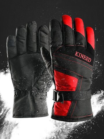 Warm Winter Cycling Gloves