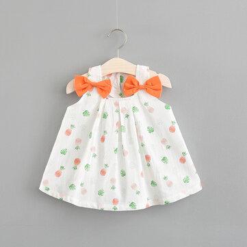 0-24M के लिए बोकोनोट बेबी गर्ल्स ड्रेस