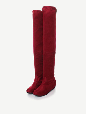 New Fashion Over The Knee High Thigh Boots