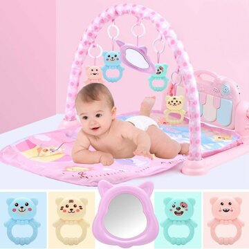 3 in 1 Baby Infant Gym Tappetino da gioco
