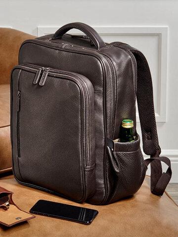 Рюкзак для путешествий из искусственной кожи