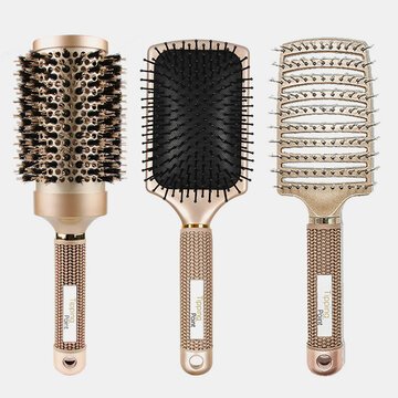 Professional Air Cushion Comb Set