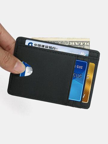 RFID Multi-card slots Wallet