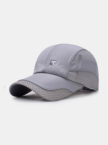 Speed Dry Cotton Material Baseball Hat