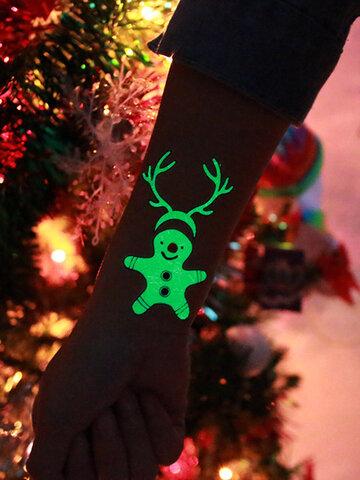 Christmas Luminous Transfer Paper
