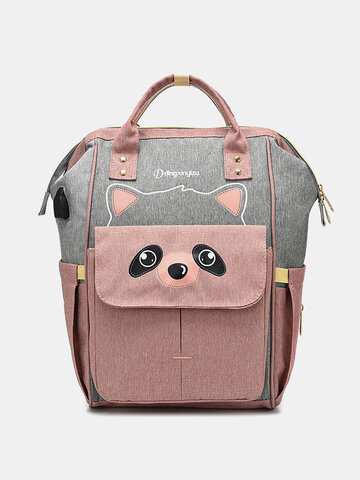 Multi-function Large Capacity Travel Mommy Backpack
