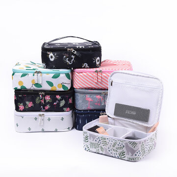 Freely Combinable Cosmetic Bag