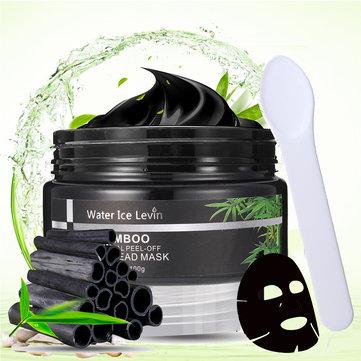 [{}} Bambuskohle Mitesser Maske Peel-Off Black Masken Gesichtspflege Reinigung Akne Öl [{}} Regelmäßige Verwendung kann dazu beitragen, das Problem zu regulieren Haut, so dass die Haut wieder gesund ist. Machen Sie die Haut frisch und komfortabel, voller