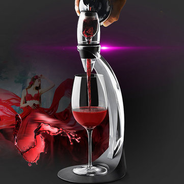 Lead-free Crystal Glass Wine Decanter