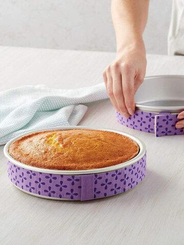 Cake Pan Strips Bake Belt