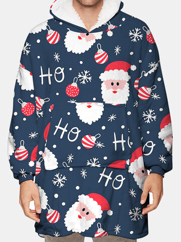 Christmas Onesie Pajamas Oversized