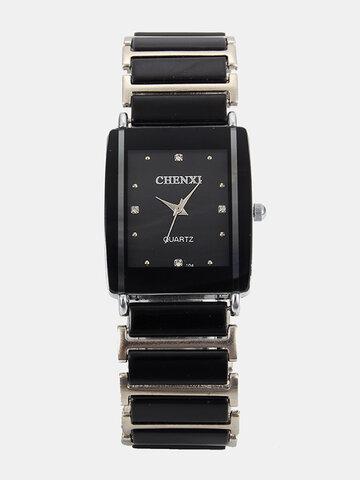 CHENXI Couple Square Watches