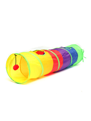 Collapsible Pet Cat Tunnel Toys