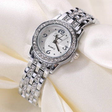 Diamond Dress Ladies Wrist Watch