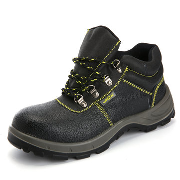 Men Waterproof Work Safety Shoes